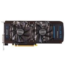 影驰 GTX770四星黑将 1110MHz/7010MHz 2G/256bit DDR5 PCI-E显卡产品图片主图