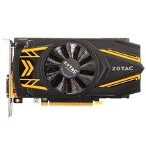 索泰 GTX650-2GD5 雷霆版 PC 1071/5000MHz 2048MB/128bit GDR5 PCI-E 显卡产品图片主图