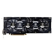 映众 GTX760冰龙超级版 ICHILL 1060/6200MHz 2GB/256Bit GDDR5 PCI-E显卡