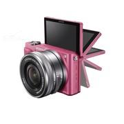 索尼 NEX-3N 微单套机 粉色(E PZ 16-50mm F3.5-5.6 OSS)