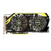 微星 N760 HAWK 1111(Boost Clock1176) /6008MHz 2048MB/256bit GDDR5 PCI-E显卡