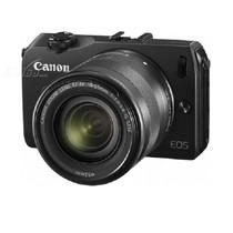 佳能 EOS M 微单套机 黑色(EF-M 18-55mm f/3.5-5.6 IS STM 镜头)产品图片主图