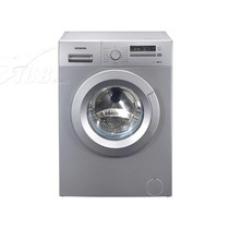 西门子 XQG70-WM12E2680W 7公斤全自动滚筒洗衣机(银色)产品图片主图