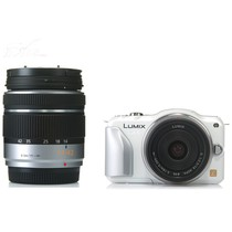 松下 GF5 微单套机 白色(14mm,14mm-42mm)产品图片主图