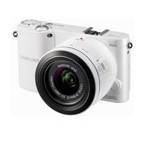 三星 NX1000 微单套机 白色(i-Fn 20-50mm f/3.5-5.6 ED)产品图片主图