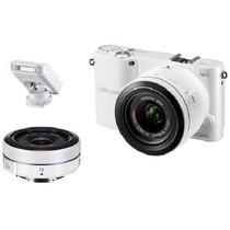三星 NX1000 微单套机 白色(20-50mm,16mm)产品图片主图