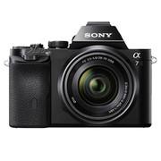 索尼 A7 微单套机 黑色(FE 28-70mm F3.5-5.6 OSS 镜头)