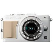 奥林巴斯 E-PL5 微单套机 白色(M.ZUIKO DIGITAL 14-42mm f/3.5-5.6 II R 镜头)