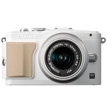 奥林巴斯 E-PL5 微单套机 白色(M.ZUIKO DIGITAL 14-42mm f/3.5-5.6 II R 镜头)产品图片主图