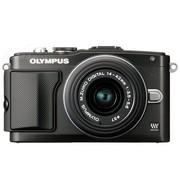 奥林巴斯 E-PL5 微单套机 黑色(M.ZUIKO DIGITAL 14-42mm f/3.5-5.6 II R 镜头)