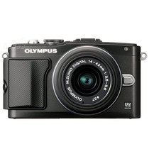 奥林巴斯 E-PL5 微单套机 黑色(M.ZUIKO DIGITAL 14-42mm f/3.5-5.6 II R 镜头)产品图片主图
