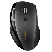 雷柏 7800P 5G无线激光鼠标 黑色