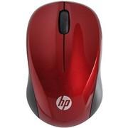 惠普 FM500  无线蓝影鼠标 红色