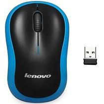 联想 N1901A 无线光学鼠标(蓝)产品图片主图