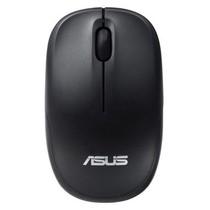华硕 UT220 原装 收线蓝光光学鼠标 黑色产品图片主图