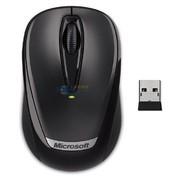 微软 无线便携鼠标3000 v2.0 黑色
