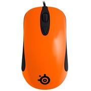 赛睿 Kinzu v2 光学游戏鼠标 橙色