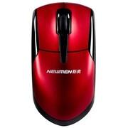 新贵 自由豹091 MS-159OR 2.4G无线鼠标(时尚红)