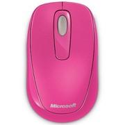 微软 无线便携鼠标1000 蜜桃粉