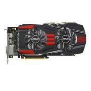 华硕 R9270X-DC2T-2GD5 1120MHz/5600MHz 2GB/256bit DDR5 PCI-E 3.0 圣骑士 显卡