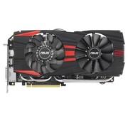 华硕 R9280X-DC2T-3GD5 1070MHz/6400MHz 3GB/384bit DDR5 PCI-E 3.0  圣骑士 显卡
