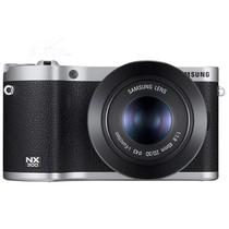 三星 NX300 微单套机 黑色(18-55mm F3.5-5.6 OIS III)产品图片主图