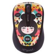 微软 无线蓝影便携鼠标3500 绚酷娇娃