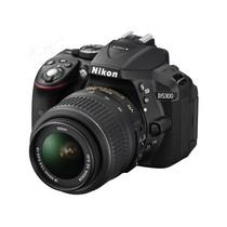 尼康 D5300 单反套机(AF-S DX 18-55mm f/3.5-5.6G VR 镜头)产品图片主图