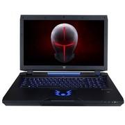 未来人类 X911 17.3英寸游戏本(i7-4700MQ/8G/500G+120G SSD/双GTX765M 2G独显/DOS/黑色)