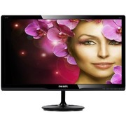 飞利浦 247E4LSB 23.6英寸LED背光宽屏液晶显示器