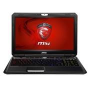 微星 GT60 2OC-211CN 15.6寸游戏本(i7-4700MQ/16G/750G+64G SSD*2/GTX770M 3G独显/Win8/黑色)