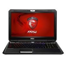 微星 GT60 2OC-211CN 15.6寸游戏本(i7-4700MQ/16G/750G+64G SSD*2/GTX770M 3G独显/Win8/黑色)产品图片主图