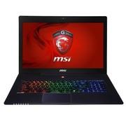 微星 GS70 2OD-011CN 17.3英寸游戏本(i7-4700MQ/16G/750G+128G SSD/GTX765M 2G独显/Win8/灰色)