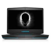 外星人 ALW14R-1828 14英寸游戏本(i7-4900MQ/16G/750G+256G SSD/GTX765M 2G独显/Win7/银色)产品图片主图