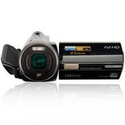 欧达 HDV-D200 数码摄像机(500万像素 5倍光学变焦 3英寸触控屏 双闪双灯设计)