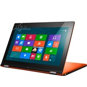 联想 Yoga13-ITH 13.3英寸超极本(i3-3217U/4G/128G SSD/Win8/橙)