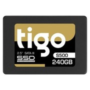 金泰克 S500 240G 2.5英寸 SATA-3 固态硬盘 至尊先锋版