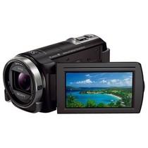 索尼 HDR-CX510E 高清数码摄像机(543万像素 3英寸屏 30倍光变 64G内存)产品图片主图