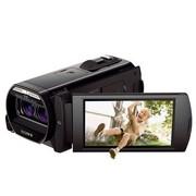 索尼 HDR-TD30E 3D高清数码摄像机(543万像素 3.5英寸屏 10倍光变 双G镜头)