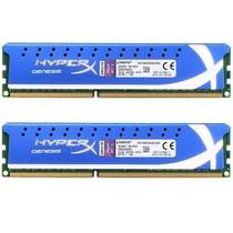金士顿 骇客神条 Genesis系列 DDR3 1600 4GB(2Gx2条)台式机内存(KHX1600C9D3K2/4GX)产品图片主图