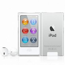 苹果 iPod nano MD480CHA 多媒体播放器 银白色产品图片主图