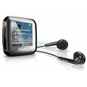 飞利浦 SA2SPK04K/93  4G  黑色 MP3 播放器