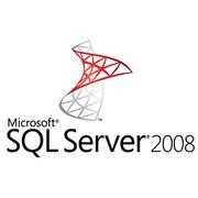 微软 SQL server 2008 英文小企业版 R2 5用户(简包)