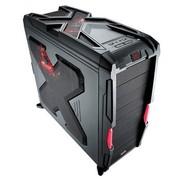 游戏悍将 V8黑网 机箱 USB3.0 走背线 免锁设计