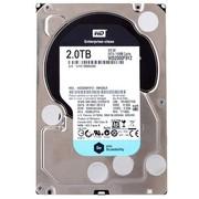 西部数据 SE系列 2TB 7200转64M SATA3 企业级硬盘(2000F9YZ)