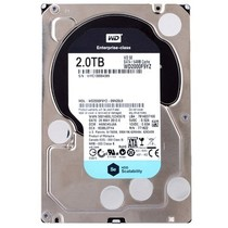 西部数据 SE系列 2TB 7200转64M SATA3 企业级硬盘(2000F9YZ)产品图片主图