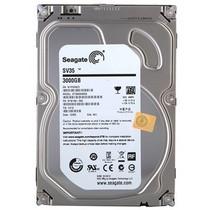希捷 3TB ST3000VX000 7200转64M SATA 6Gb/秒 监控级硬盘产品图片主图