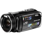 TCL D799FHD 全高清数码摄像机(500万像素 3英寸触摸屏 23倍光学变焦 可扩充64G卡)