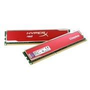 金士顿 骇客神条 红色限量版 DDR3 1600 16G(8Gx2条)台式机内存(KHX16C10B1RK2/16X)