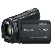 松下 HC-X920MGK-K 高清数码摄像机 黑色 (2040万像素 12倍光学变焦 闪存式 3.5英寸液晶屏)